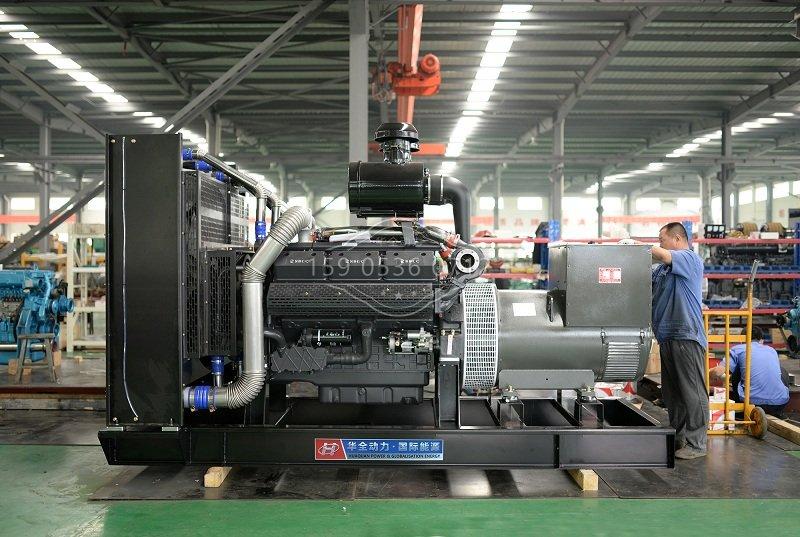 五百千瓦柴油发电机组图