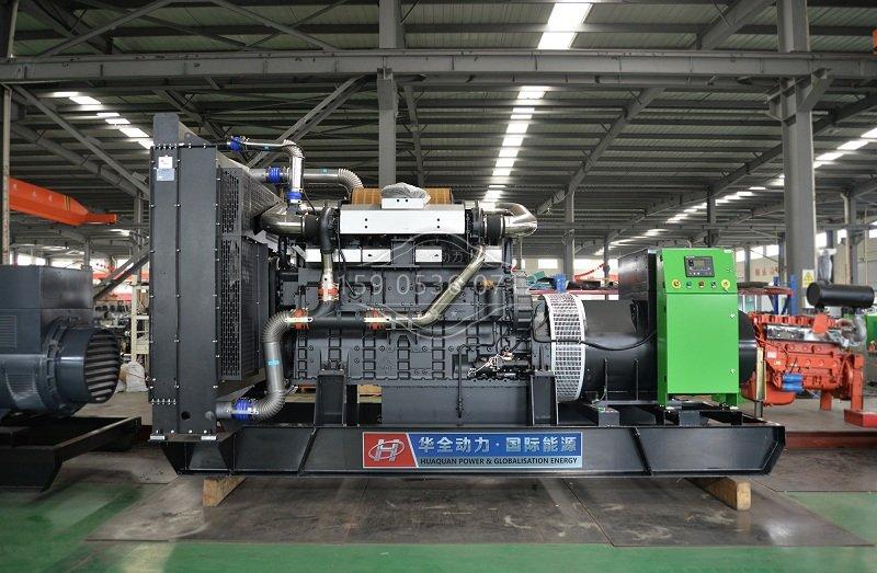 800千瓦柴油发电机组